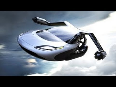 ● 5 Real Flying Cars That Actually Fly