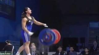 Nazik Avdalyan - Snatch 119Kg