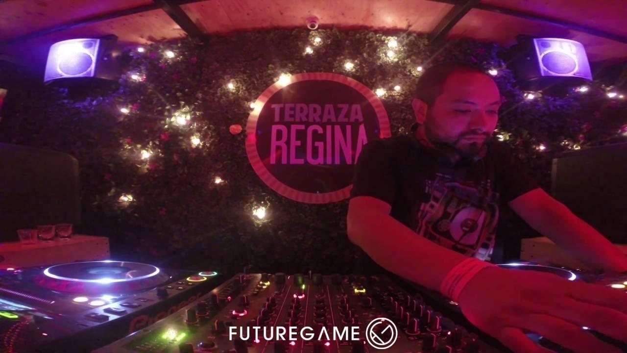 Daniel Xicori Future Game Showcase Terraza Regina Cdmx