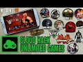 PLAY UNLIMITED GAMES ON CLOUD GAME MODE APK ON YOUR ANDROID DEVICE FOR FREE