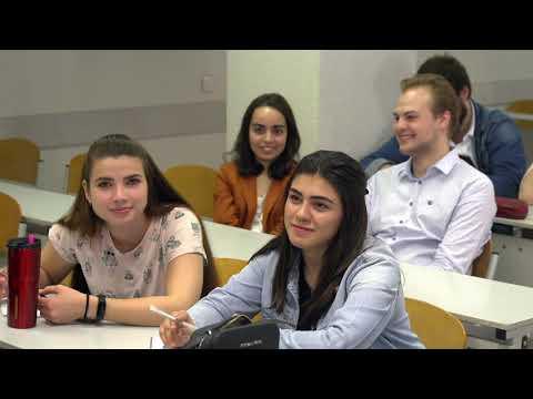 Факультет гуманитарных и социальных наук. День открытых дверей-магистратура