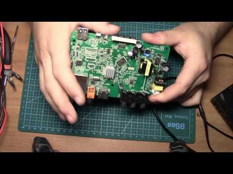 видео: Ремонт приставки цифрового ТВ oriel 320