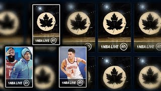 50 Daily Pack Opening & How to Prepare for Promos - Nba Live Mobile 19 Ballers Journey S2E6