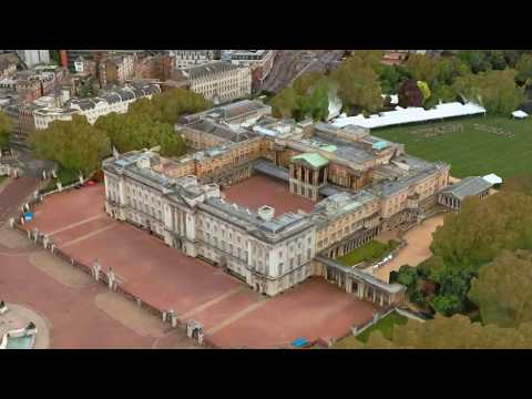 Apple Maps 3D Flyover - London, England