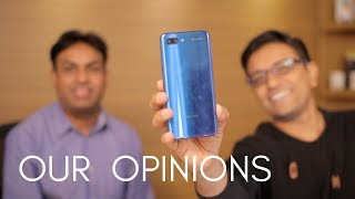 Our Opinions about the Honor 10 Smartphone - Ft Geeky Ranjit