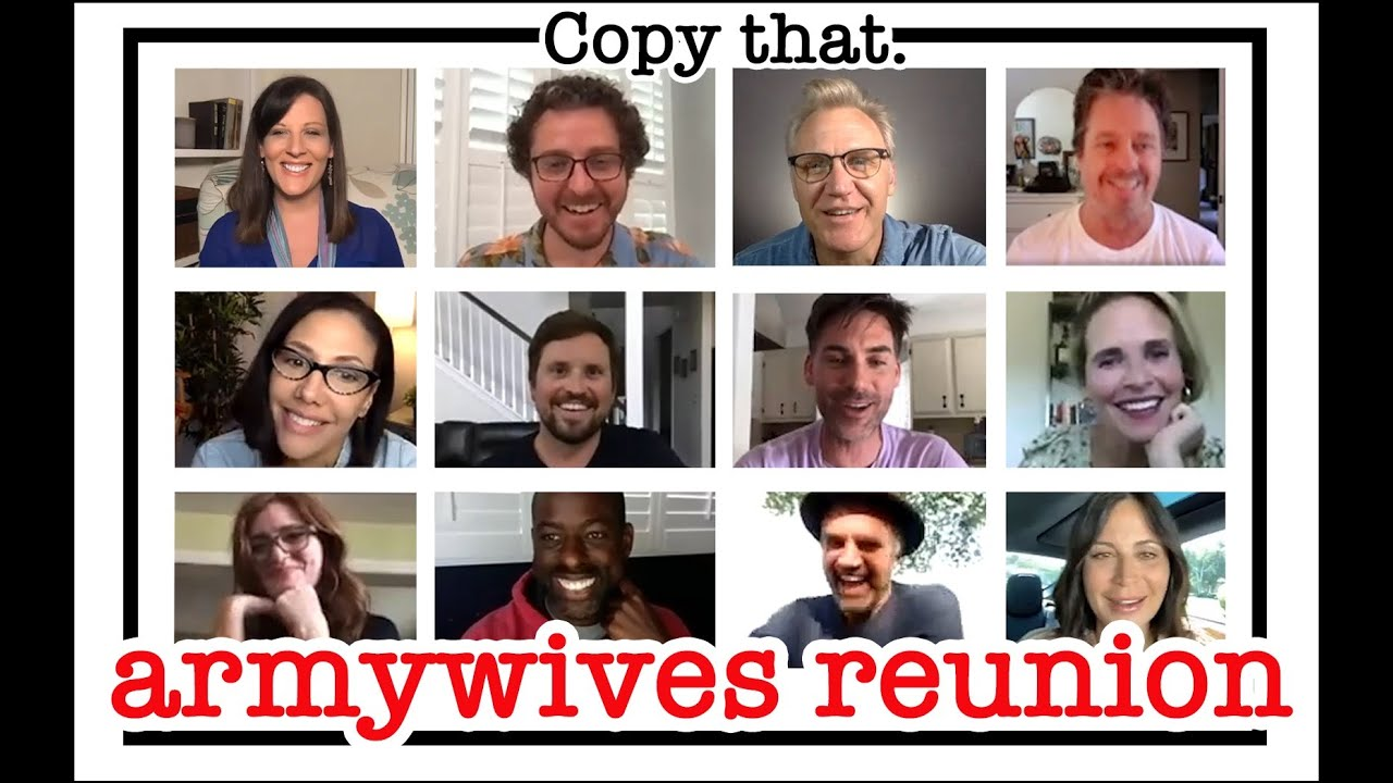 Download Copy that.  Operation Smile:  Army Wives Reunion
