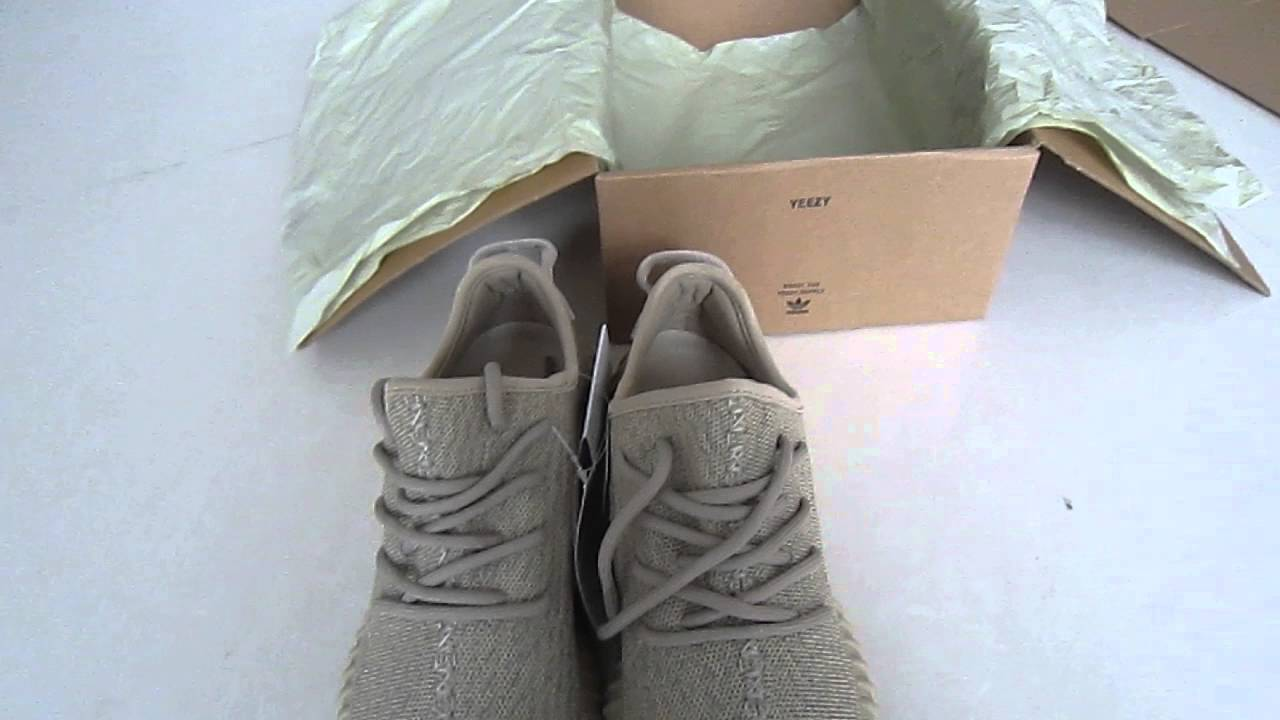 dhgate hot sell yeezy boost 350 oxford tan with box for ...