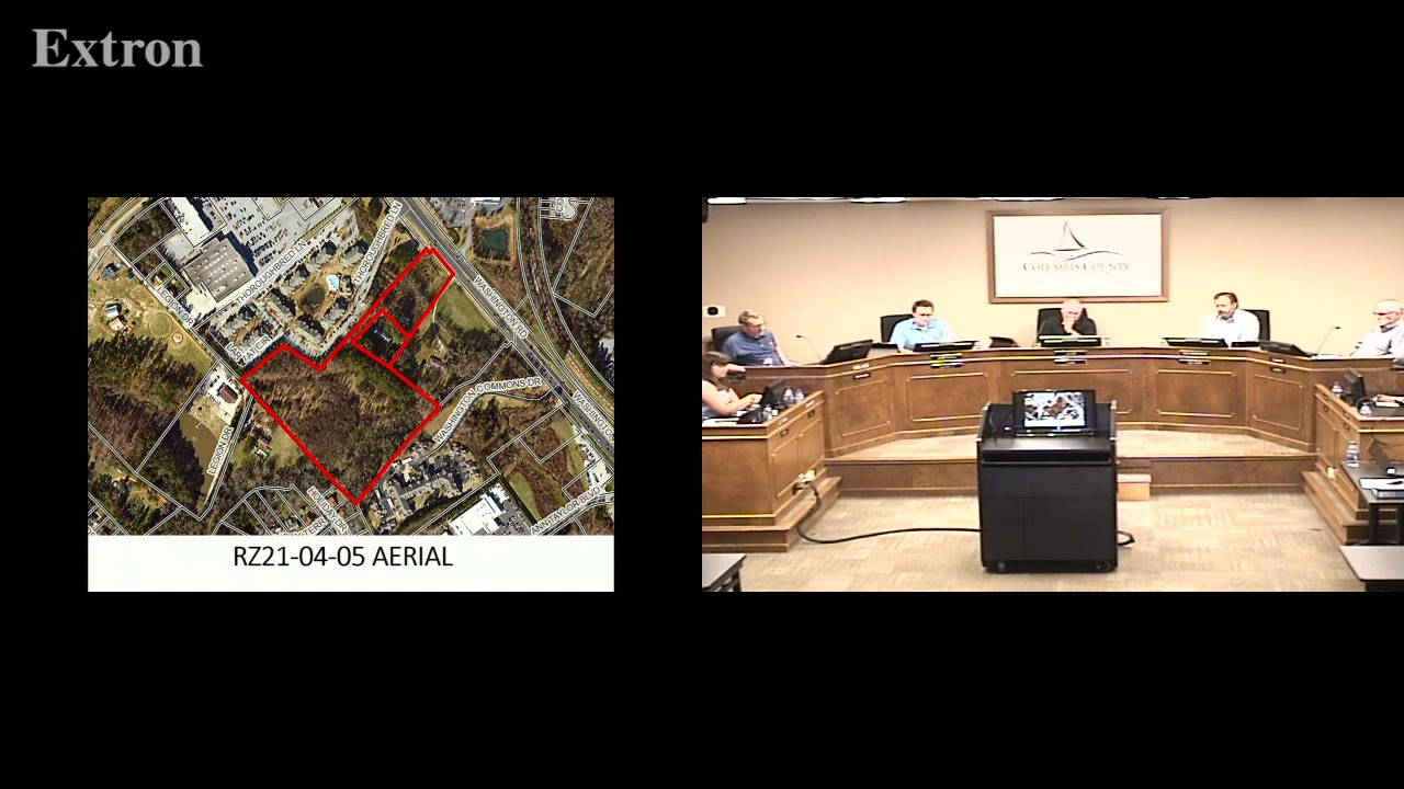 Commission approves major agreements for Columbia County ...