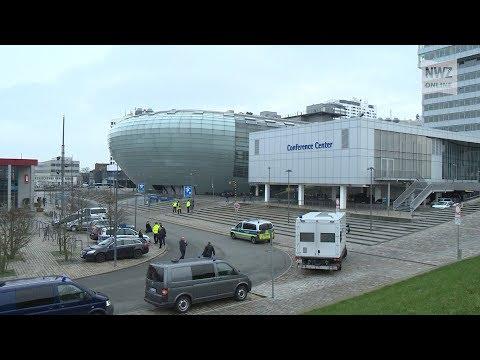 Bombenalarm in Bremerhaven: Großalarm in den Havenwelten