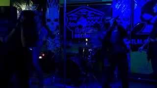 Queens N´Aces - Backstage Girl ( Clube Motard da Guia- Belinho )