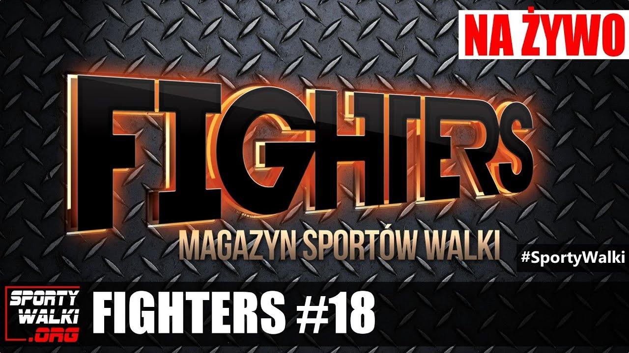 Magazyn Sportów Walki FIGHTERS #18