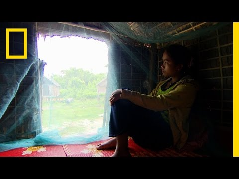 Cambodian Love Huts | National Geographic