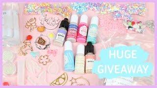 Huge MiniatureSweet Haul & GIVEAWAY!! ● AD- Gifted