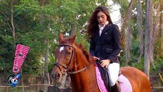 Nabila Syakieb Suka Olahraga Berkuda Cumicam 28 Oktober 2015