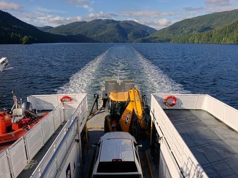 Nicola ferry: Lax Kw'alaams to Prince Rupert