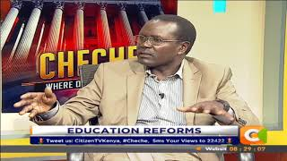 Cheche: Education Reforms[part 2]