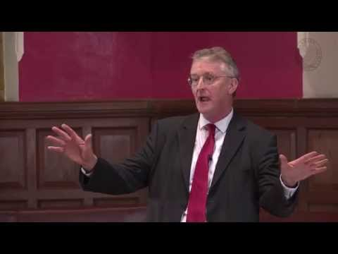 Hilary Benn MP - We Should Not Have Confidence in Her Majesty's Government