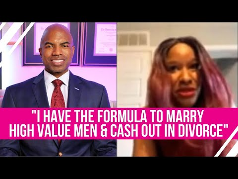 """Woman Married Ex Husbands """"For Sport"""", Has Formula to Cash Out on High Value Men @The Lead"""
