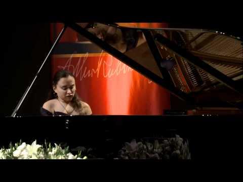 Prokofiev - Sonata no. 2 in D minor, op. 14 - Dinara Klinton