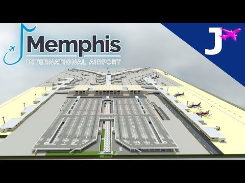 Memphis International Airport | Minecraft