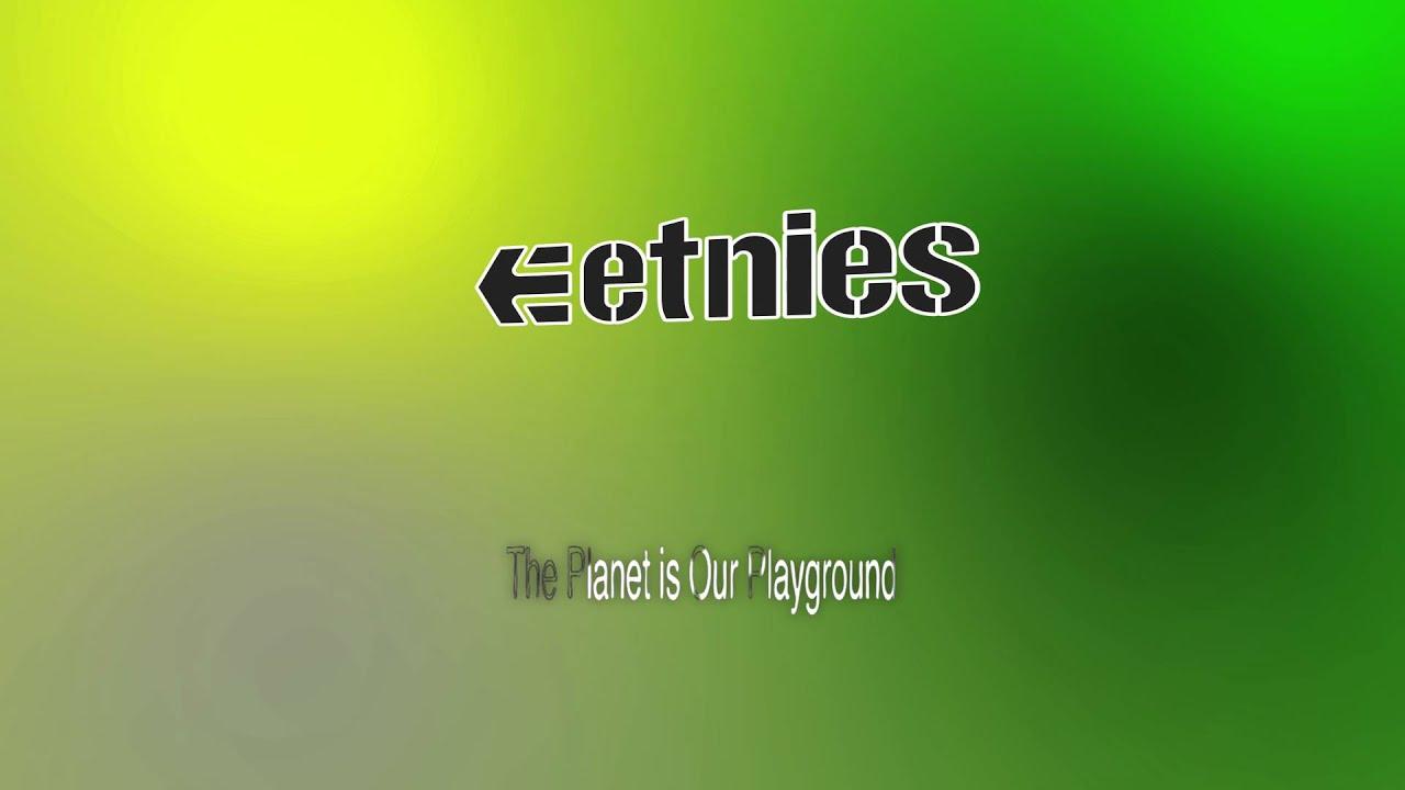 etnies logo youtube