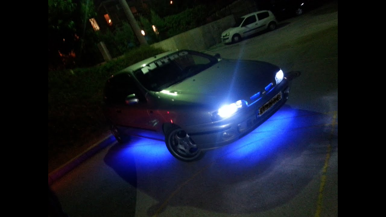Led Per Auto Tuning.Undercar Light Show Tuning Blue Led Lights