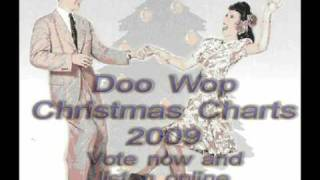 DOO WOP CHRISTMAS CHART RESULTS 2010: No.35 Joan Shaw - I Want A Man For Christmas