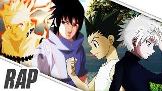 Família (Naruto e Gon - Sasuke e Killua) | Canção Própria! 04
