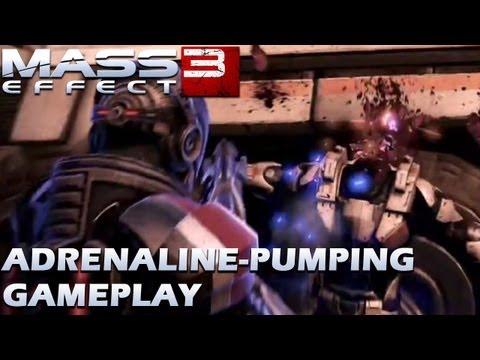 Mass Effect 3 - Adrenaline-Pumping Gameplay Trailer