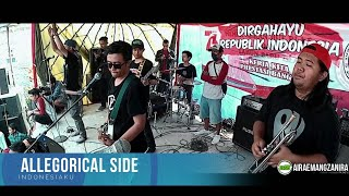 ALLEGORICAL SIDE INDONESIAKU - Live BARUDAXVIII