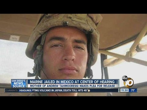 Congress weighing in on Marine jailed in Mexico