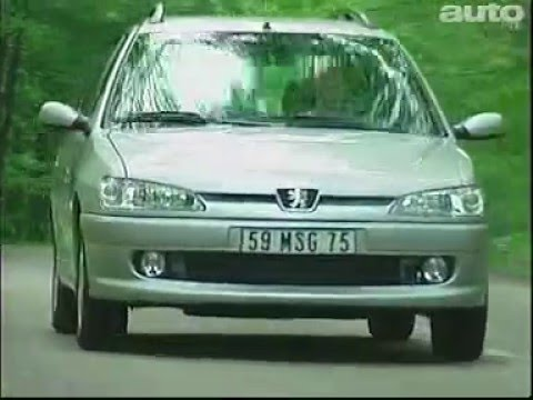 peugeot 306 hdi test essai reportage fr 1999 youtube. Black Bedroom Furniture Sets. Home Design Ideas