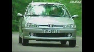 Peugeot 306 HDi  (Test - Essai - Reportage) FR 1999