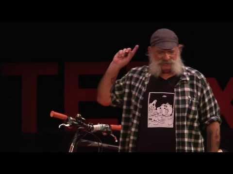 Bicycling For Life: Mark Martin at TEDxLSU thumbnail