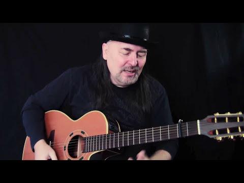 Рюмка водки на столе – Григорий Лепс – Grigory Leps – Igor Presnyakov – fingerstyle guitar