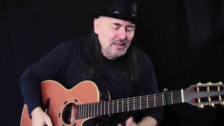 Рюмка водки на столе - Григорий Лепс - Grigory Leps - Igor Presnyakov - fingerstyle guitar