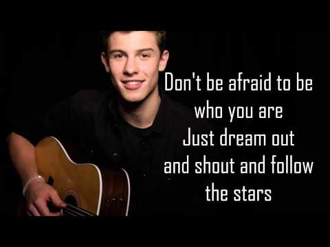 Shawn Mendes - Believe Lyrics