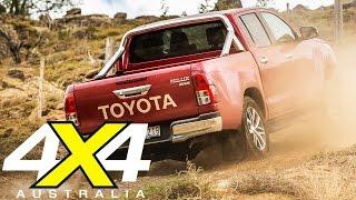 Toyota Hilux SR5 | 4X4 Of The Year finalist 2015 | 4X4 Australia