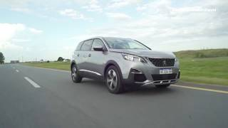 AUTOTEST.- La nueva SUV Peugeot 5008 (31/01/2018)