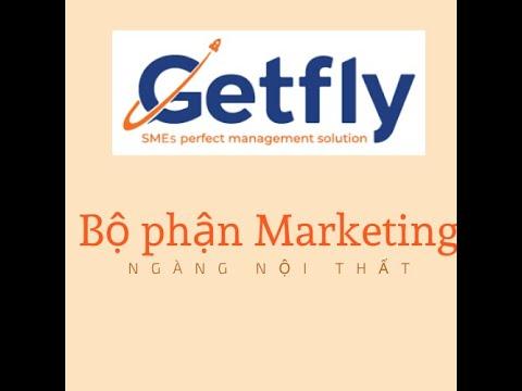 [Getfly 4.0] Marketing: Xem KPI – Phần mềm Getfly CRM