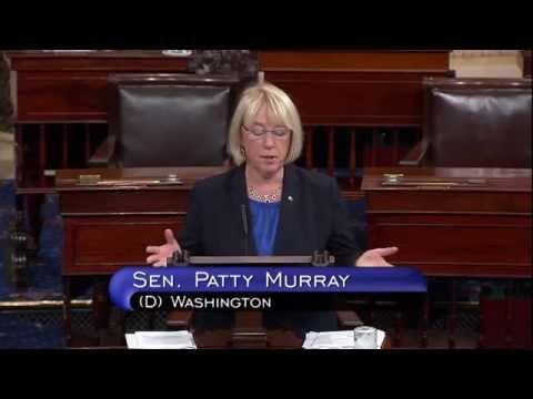GUN VIOLENCE: Sen. Murray Calls for Congress to Act