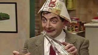 Do-It-Yourself Mr. Bean   Part 2/5   Mr. Bean Official