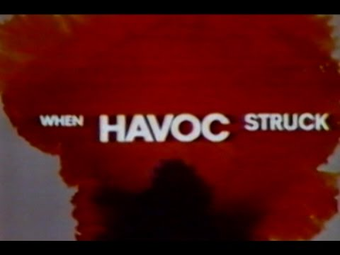 When Havoc Struck - The Children Of Aberfan - 1978 TV Series Glenn Ford