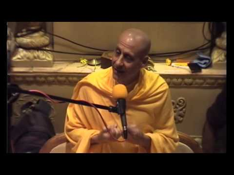 Balaram Purnima Class By HH Radhanath Swami 2012 08 02 Travel Video