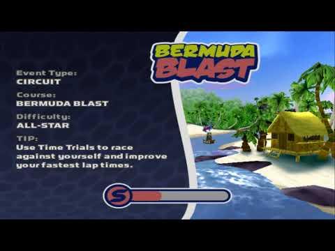 Splashdown: Rides Gone Wild - Bermuda Blast