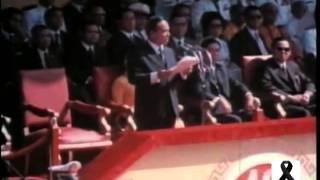 tổng thống nguyễn văn thiệu đọc diễn văn trong ngy qun lực việt nam cộng ha 1973