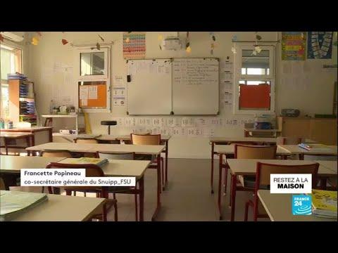 Covid-19 en France: réouverture progressive des crèches, écoles, collèges et lycées le 11 mai