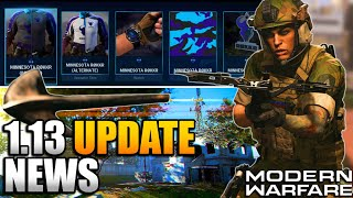 Crossbow & All Major Changes Coming in 1.13 Update | Modern Warfare