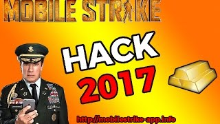 Mobile Strike Hack - Free Gold (iOS/Android)