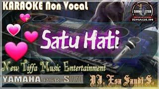 Satu Hati (Duet) KARAOKE Tanpa Vokal - Tiffa Music Entertainment